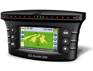 Устройство параллельного вождения Trimble EZ-Guide 250